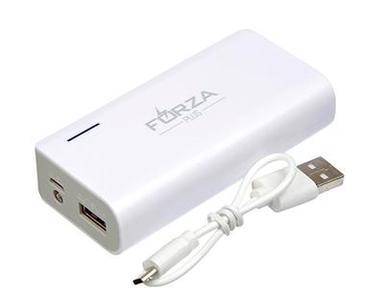 Аккумулятор мобильный Forza 3200 мАч 5V 1A с фонариком