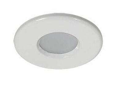 Светильник точечный Aкцент WL- 670,белый влагозащищенный (IP44)