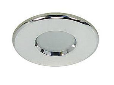 Светильник точечный Aкцент WL- 670,мат.хром влагозащищенный (IP44)
