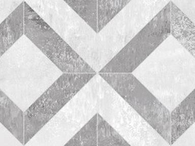 Плитка настенная Troffi  серый узор 08-01-06-1339 20х40