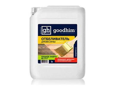 Отбеливатель для древесины ГудХим DW400 5л концентрат 1:1
