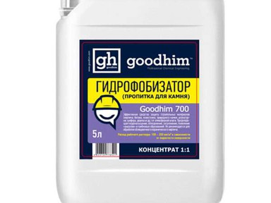 Гидрофобизатор ГудХим-700 1л концентрат 1:1