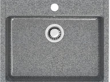 Мойка Granit MARRBAXX Джекки Z9Q8, темно-серый, 570х505х200 мм