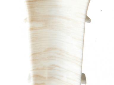 Угол внутренний Идеал 80мм 255 Ясень бьянко