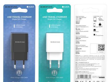 Зарядное сетевое устройство 2.4А