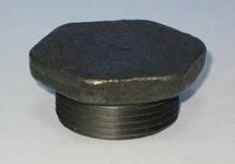 Пробка к радиатору чугунному глухая левая ф32мм