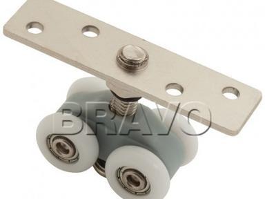 Ролики для складных дверей Bravo W-101