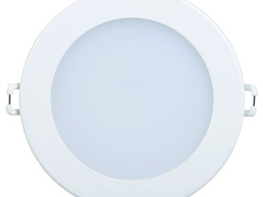 Светильник ИЭК ДВО 1601 белый круг 7Вт/3000,IP20 арт.LDVO0-1601-1-7-K01
