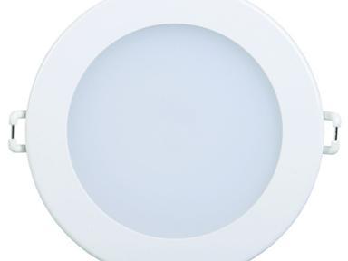 Светильник ИЭК ДВО 1606 белый круг 12Вт/6500,IP20 арт.LDVO0-1606-1-12-6500-K01