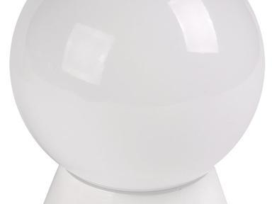 Светильник ИЭК НПП9101 белый/шар 60Вт,арт.LNPP0-9101-1-060-K01
