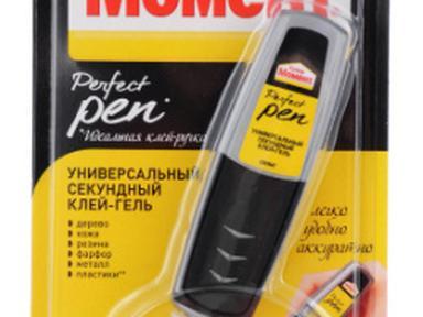 Момент клей супер ПЕРФЕКТ ПЕН блистер  3 гр.