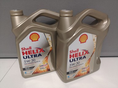 Масло моторное Shell Helix Ultra 5W30 4л