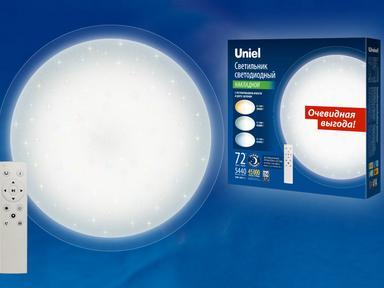 Светильник светодиодный ULI-D214 96W/SW/50 SATURN