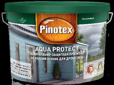 Пинотекс АКВА ПРОТЕКТCLR база под колеровку 2,7л