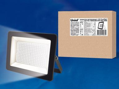 Прожектор светодиодный ULF-F18-100W/DW IP65 200-240B