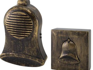 Звонок беспроводной ЗББ-11/5-32М бронза