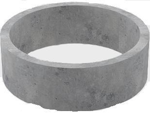 Кольцо бетонное КС20-9 d=2.0m, h=0.9m Сафоново  вес-1480 кг
