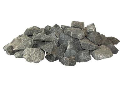Камни для бани ГАББРО-Диабаз 20 кг для электрокаменок