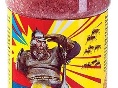 """Гранулы от муравьев""""Великий Воин""""150 г"""