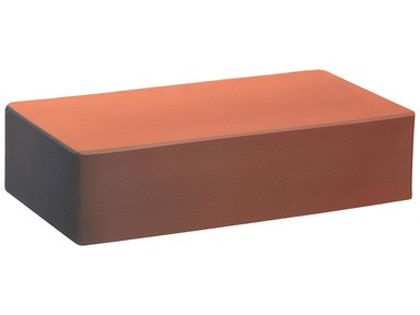 Кирпич каминный М-400 один. красный флэш