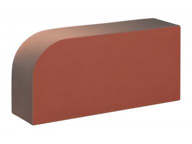 Кирпич каминный М-400 один. красный R-60