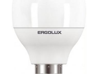 Лампа светод-ая Ergolux G45-9W-3000/Е14 шар 13173