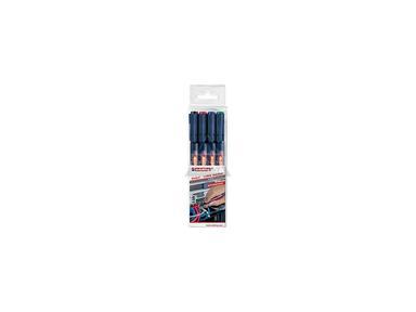 Набор маркеров Рексант Е-8407#4S,09-3997,(для маркировки кабелей)цвет,черный,красный,зеленый,синий.