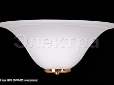 Светильник  настенный НББ 03-60-001 Дн-2 мат