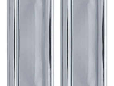 Ручка для купе (мат.хром)