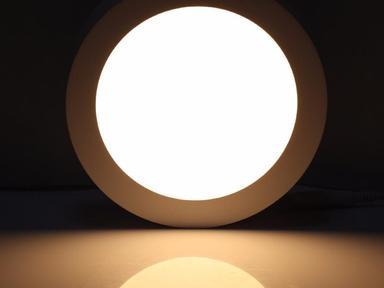 Светильник светодиодный панель 6Вт ДУБ круг
