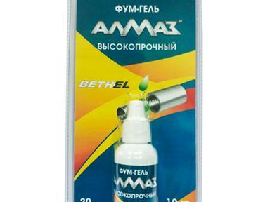 Фум-гель АЛМАЗ Высокопрочный 10г