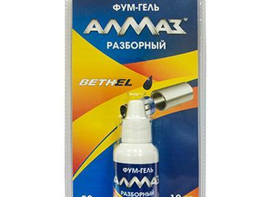 Фум-гель АЛМАЗ Разборный 10г