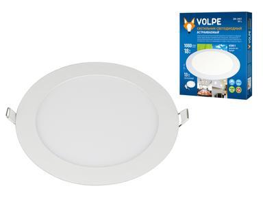 Светильник светодиодный ULP-Q203 R225-18W/DW WHITE