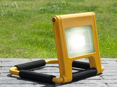 Прожектор светодиодный 007FL LED 10W/6500К MOBI IP54.а038441