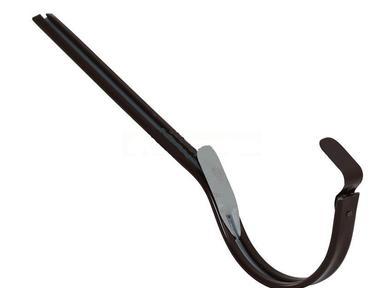 Крюк крепл. желоба 90/125 вишня