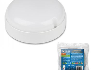 Светильник светодиодный ULW-Q223-12W/4000 круг IP65 белый