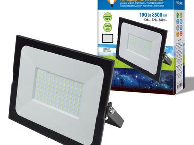 Прожектор светод-ный Q-513 50W/6500 IP65.черный