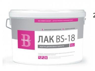 Декоративное покрытие Bayramix Лак BS-18 10кг