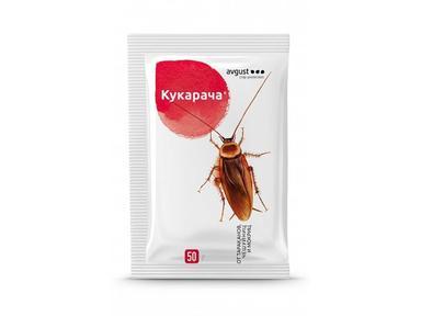 """Гранулы от тараканов""""Кукарача""""50г"""