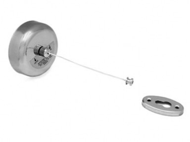 Карниз - струна для ванны SM-A01C (нержавейка)