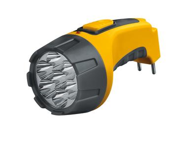 Фонарь аккум.4 светодиодов 3804М