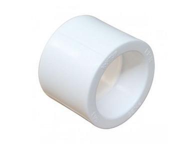 П-Муфта ф63 белая TEBO