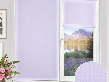 """Рулонная штора """"Дельфа"""" Лен сир 47(43)*160"""