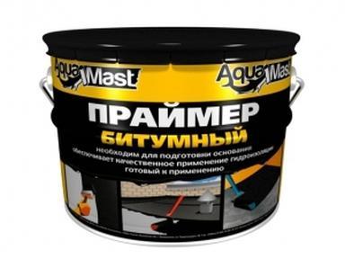 Праймер битумный Технониколь AguaMast 3л