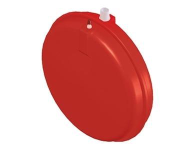 Расширительный бак CP387 CIMM 10л плоский, красный