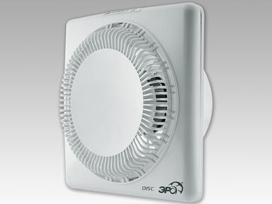 Вентилятор осевой вытяжной Диск 4С