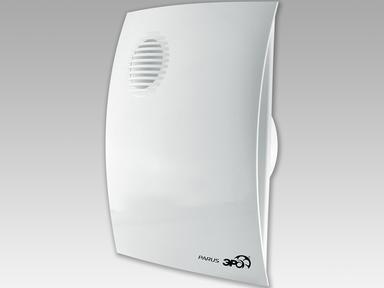 Вентилятор осевой вытяжной Парус 4-02