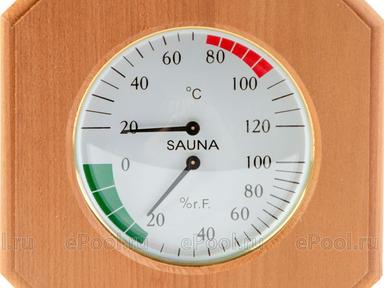 Термогигрометр 8-угольникТН-12Т(Термо)