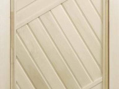 Дверь банная липа глухая 1,9х0,7м