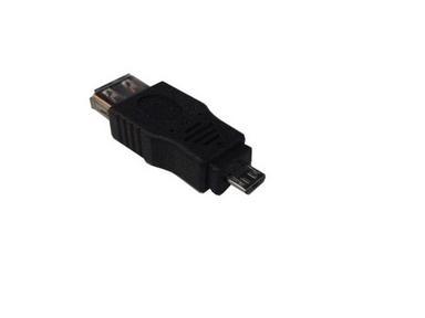 Переходник-USB, А штекер - В гнездо,   0682/PU